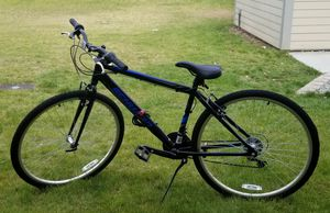 Men's 18 speed Schwinn Bike + Helmet & Pump for Sale in Vancouver, WA