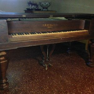 FREE 1888 A.M. Mc Phail & Co Boston Piano for Sale in Enfield, CT