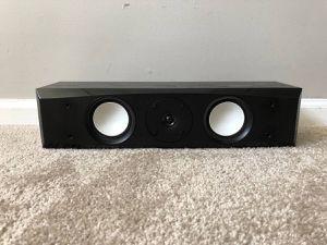 Onkyo Center Channel Speaker for Sale in Mount Prospect, IL