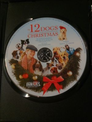 DVD 12Dogs of Christmas for Sale in Pomona, CA