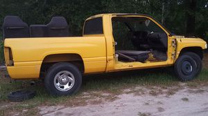Dodge Ram parts looking for a 12 valve Cummins complete please for Sale in Mount Plymouth, FL