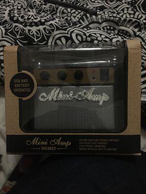 Mini amp for Sale in Sacramento, CA