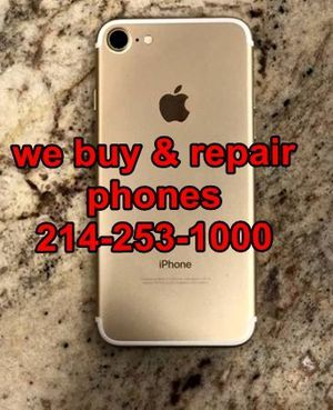Iphone 8 + screen for Sale in Richardson, TX