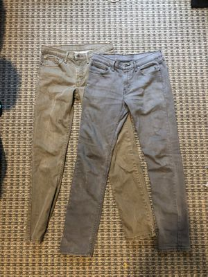 Men's Levi's 511 jeans 32w 34L for Sale in Columbus, OH