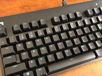 Logitech G Pro Mechanical Keyboard for Sale in Chicago,  IL