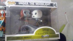 Funko Pop Disney Nightmare Before Christmas Under the Moonlight for Sale in Modesto, CA