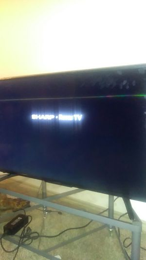 "55"" smart tv (not sold) for Sale in Victoria, TX"