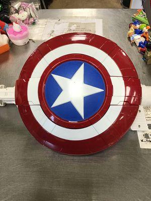 Toy captain America shield for Sale in Matawan, NJ