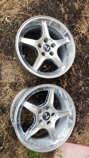 "Two chrome rims 18"" for Sale in Boca Raton, FL"