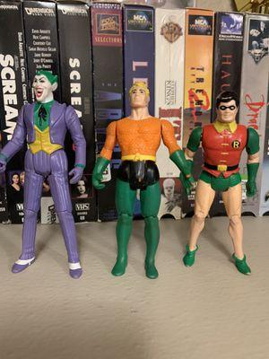 1984 Vintage DC Super Friends figures KENNER for Sale in Chandler, AZ
