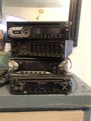 Car Audio equipment for Sale in Lodi, CA