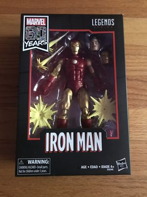 Marvel Legends Iron Man for Sale in Chicago, IL