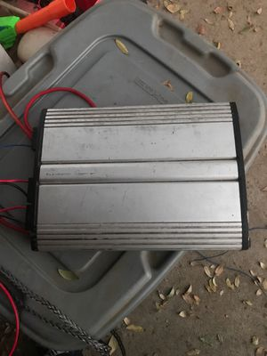Jl audio amp for Sale in Bakersfield, CA