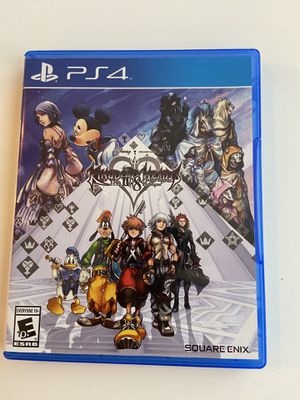 Kingdom Hearts HD 2.8 Prologue- PS4 for Sale in Euless, TX