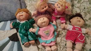 Cabbage Patch dolls from 1980's for Sale in Honey Brook, PA