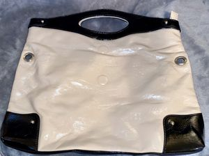 Nine West Black and Cream Tote Bag for Sale in Wichita, KS