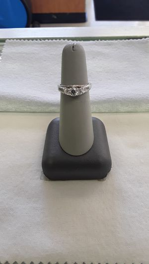 14K White Gold Diamond ring for Sale in Pueblo, CO