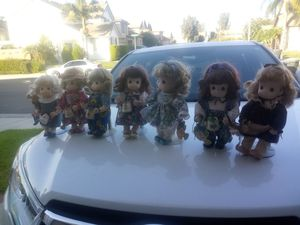Precious moments dolls for Sale in Chino Hills, CA