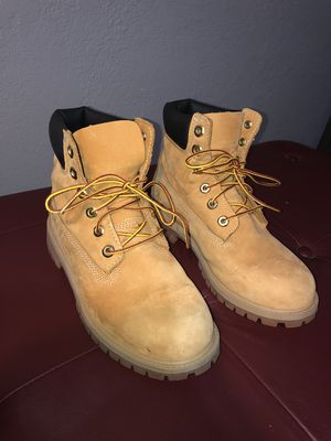 timberland official authentic classic boot shoe for Sale in Montclair, CA