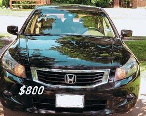 ✅✅💝💲8️OO URGENTLY I'm seling my family car 2OO9 Honda Accord Sedan Super cute and clean in and out.✅✅💕 for Sale in Oklahoma City, OK