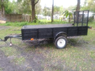 4×10 utility trailer for Sale in Dover,  FL