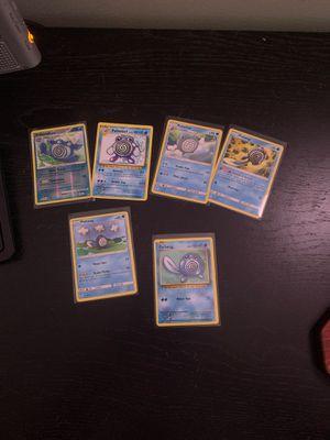 Pokemon cards : Poliwrath set for Sale in Centreville, VA
