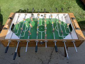 Foosball table - single goalie for Sale in Morrison, CO
