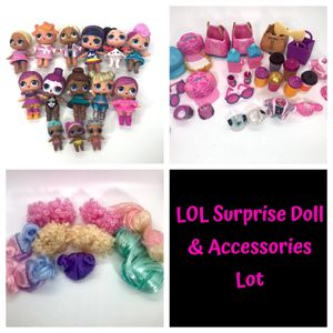 LOL Surprise Doll/Accessories Lot for Sale in Fountain, CO