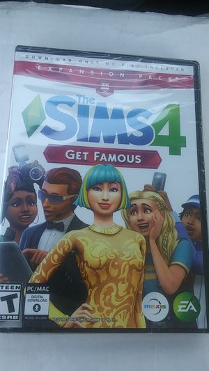 The Sims 4: Get Famous for Sale in Dallas, TX