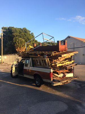 Any kind trash hauling: any size, any time for Sale in West Palm Beach, FL