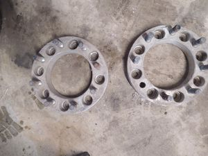 8 lug Dodge ram dually wheel spacers for Sale in Marietta, SC