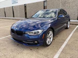 2017 BMW 3-Series for Sale in Dallas, TX