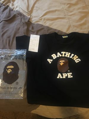 Bape college tee size XL for Sale in Westland, MI