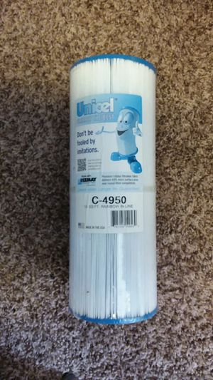 Unicel Pool/ hot tub filter C-4950 *new unopened* for Sale in Puyallup, WA
