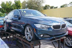 2016 BMW 4 Series for Sale in Miramar, FL