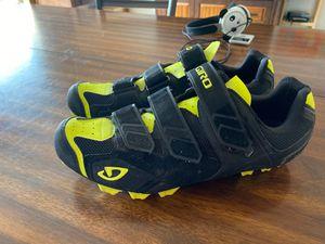Giro mountain bike shoes size 11 for Sale in Waxahachie, TX