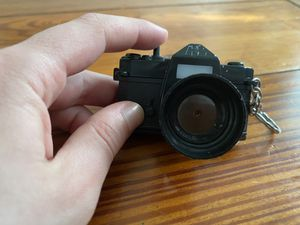 San Francisco Camera Keychain with Slideshow for Sale in Ithaca, NY
