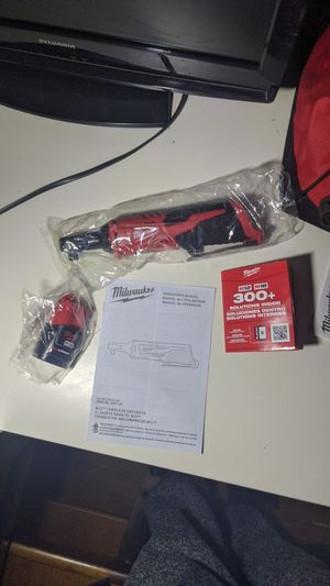 Milwaukee M12 Cordless Ratchet for Sale in Gresham, OR