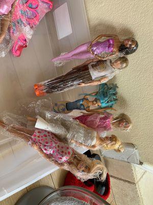 Dolls $5 each for Sale in Las Vegas, NV