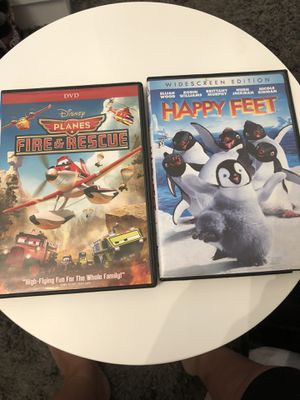 2 DISNEY DVDS FOR $15 for Sale in Commerce City, CO