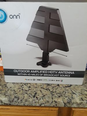 NEW Outdoor ANTENNA for Sale in Wahneta, FL