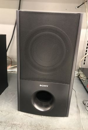 Sony subwoofer for Sale in Houston, TX