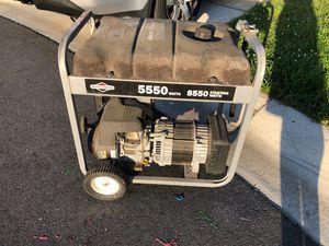 Briggs & Stratton Generator for Sale in Silver Spring, MD