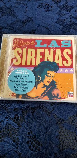 El canto de las sirenas cd for Sale in Piney Flats, TN