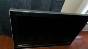 Sony Kdl-v40xbr1 for Sale in Fairfax, VA