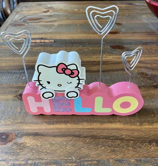 Hello Kitty Picture Holder