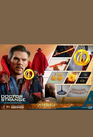 Hot toys Doctor Strange Collectible Action Figure new for Sale in West Palm Beach, FL
