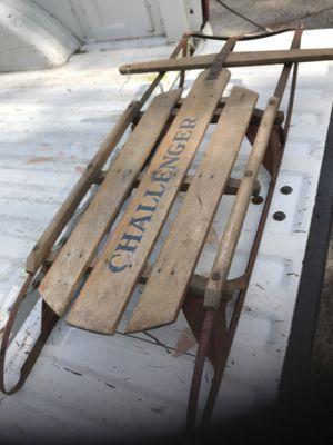 Child's Vintage Sled for Sale in Vidalia, GA
