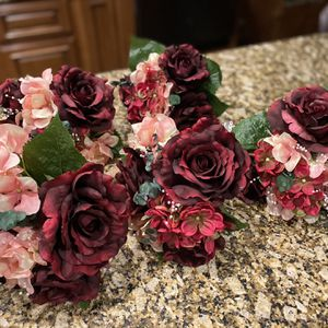 5 Bridesmaid Flower Bouquets for Sale in Lutz, FL