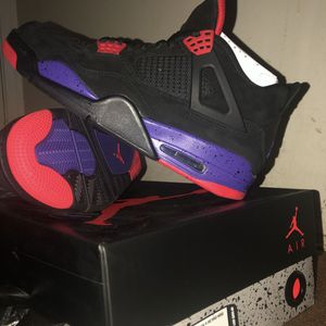 JORDAN 4 RETRO RAPTORS DRAKE OVO (2019) for Sale in Glendora, CA